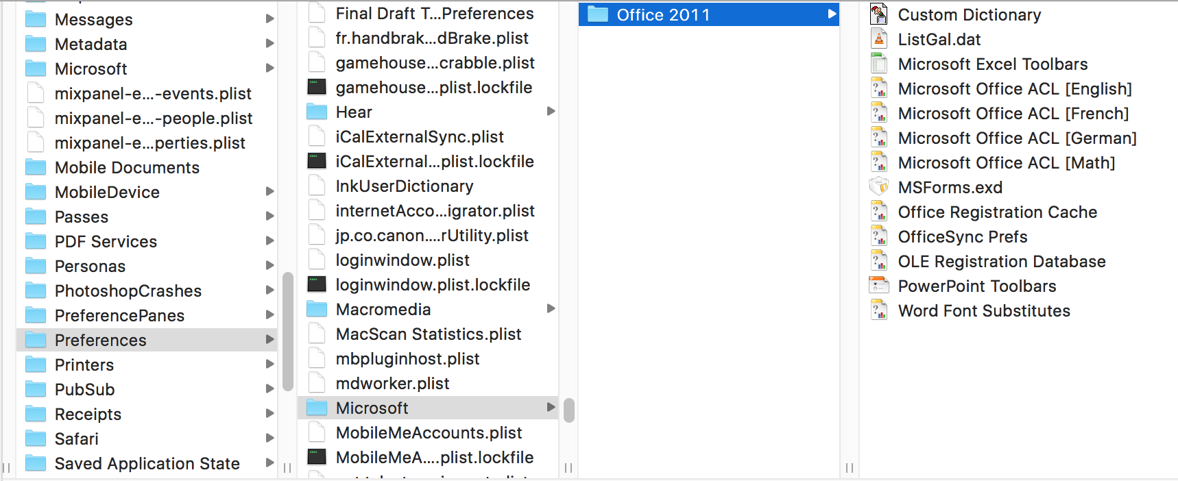 MS Word Font Menu Ridiculously Slow to dr… - Apple Community