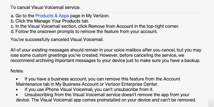 How can I turn off visual voice - Apple Community