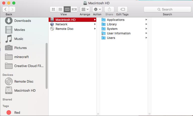 Mac can't find startup disk (folder w… - Apple Community