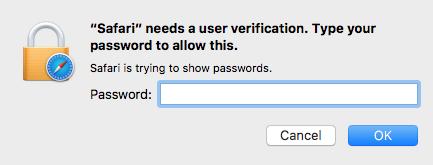 how to reset Safari user verification pas… - Apple Community