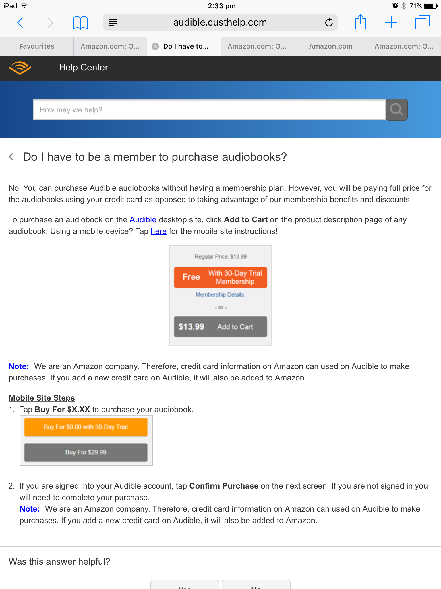 How to purchase an audiobook for a person… - Apple Community