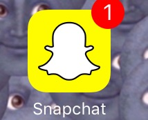 Snapchat shows notification but when I ch… - Apple Community
