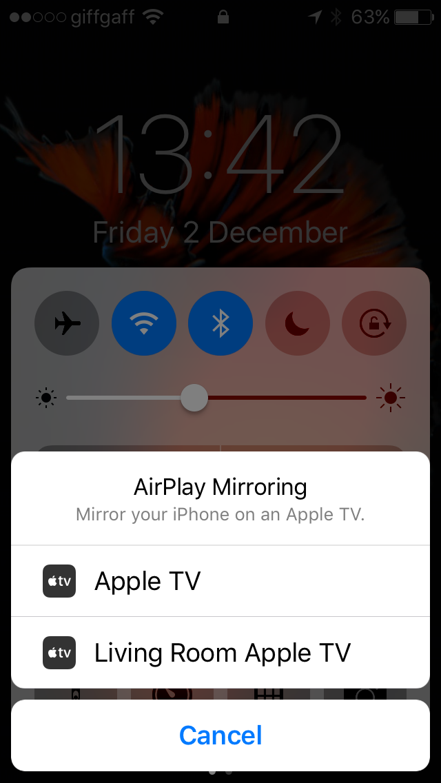 Airplay on iPhone shows two Apple TVs - Apple Community