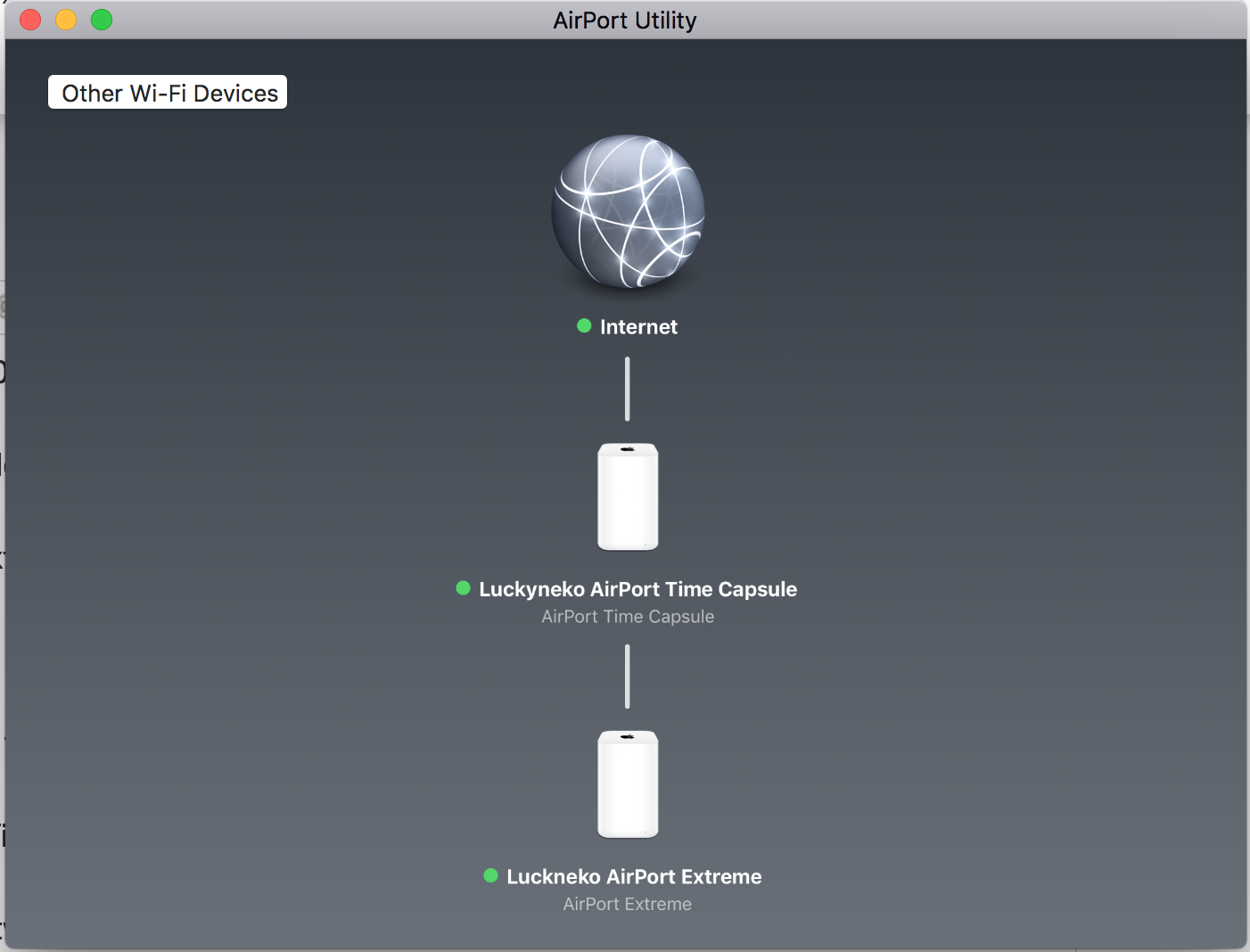 Time capsule and Airport extreme slow dow… - Apple Community