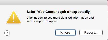 Safari web content - Apple Community