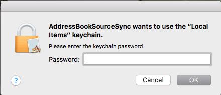 Turn off keychain access pop ups in iMac … - Apple Community