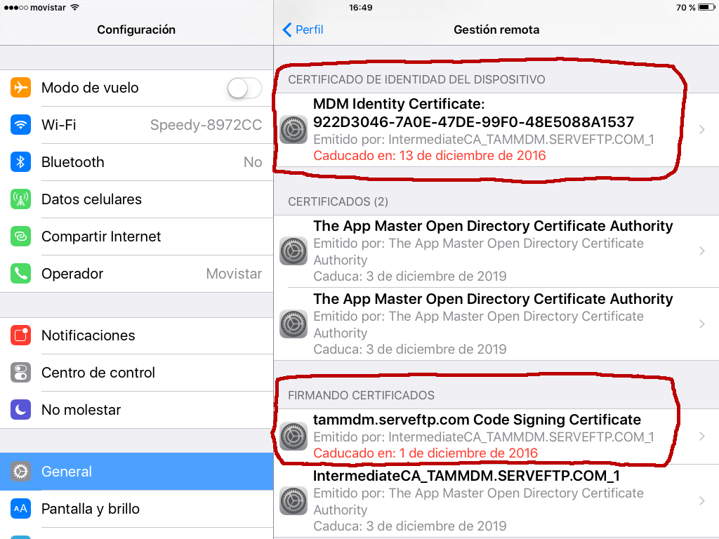 Mdm Identity Certificate And Code Signing Apple Community