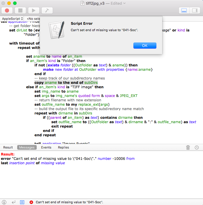 preview exports files (from TIFF into JPG… - Apple Community
