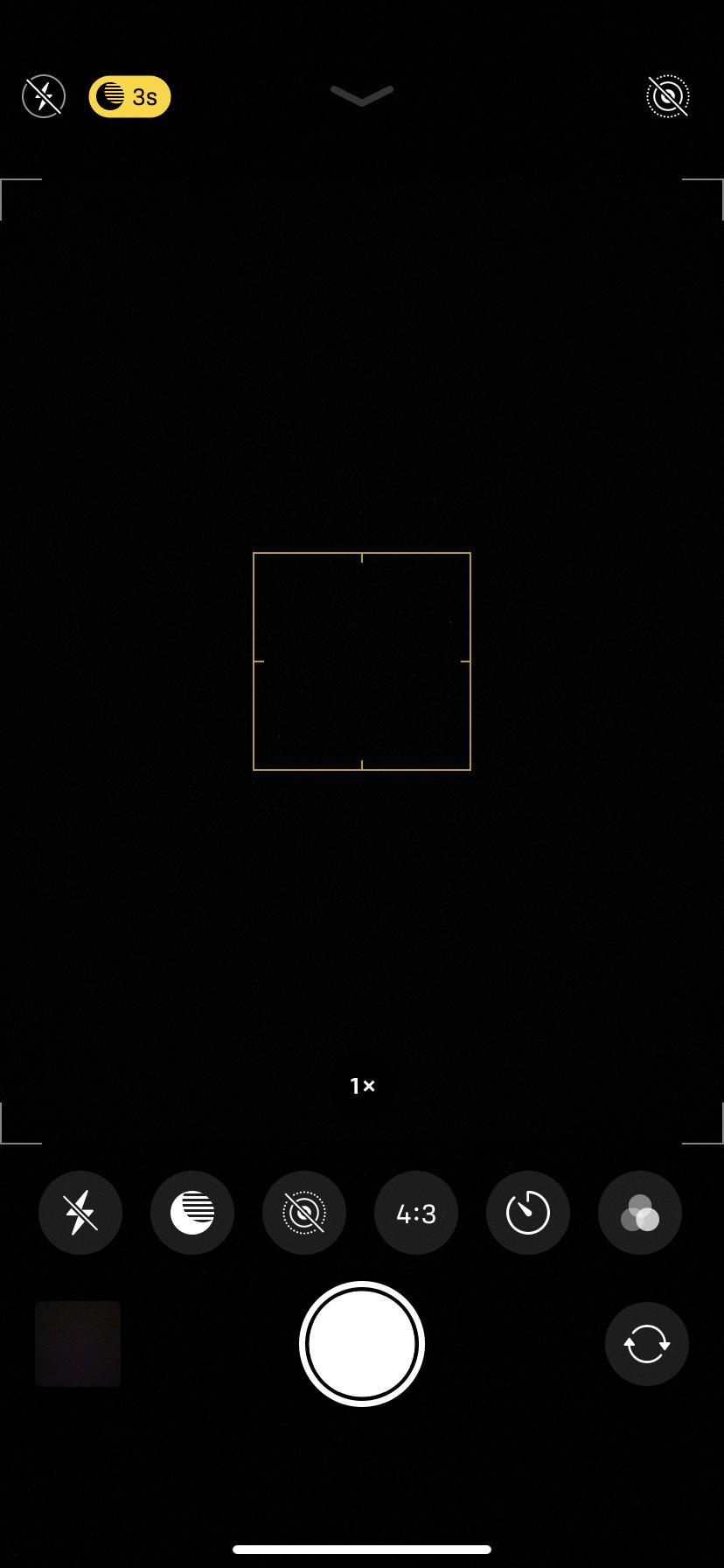Iphone 11 Pro Flash Modes Missing Apple Community