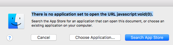 Every time I open opens this window pops … - Apple Community