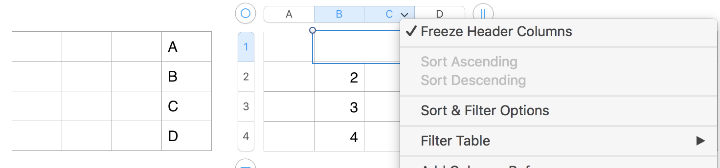 Sort and Filter functions not working - Apple Community