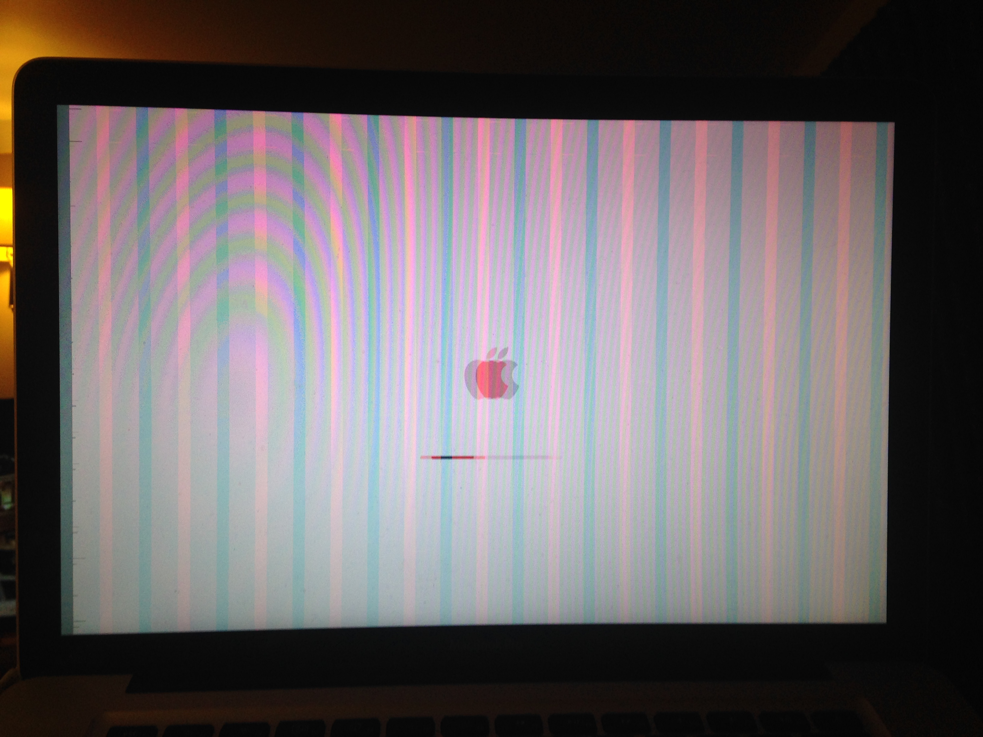 Macbook restarts repeatedly