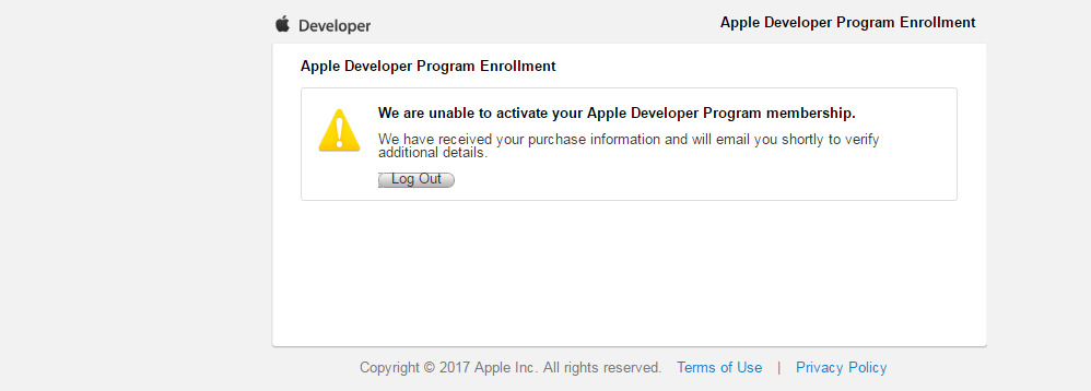 Pending Purchase and Activation : Registe… - Apple Community