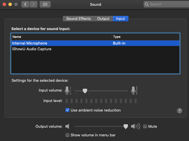removing an audio device - Apple Community