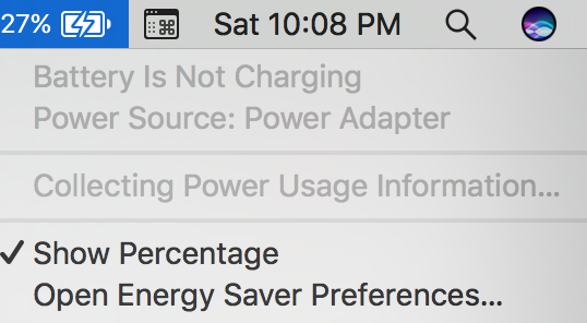 2014 Macbook Pro Battery is not Charging … - Apple Community