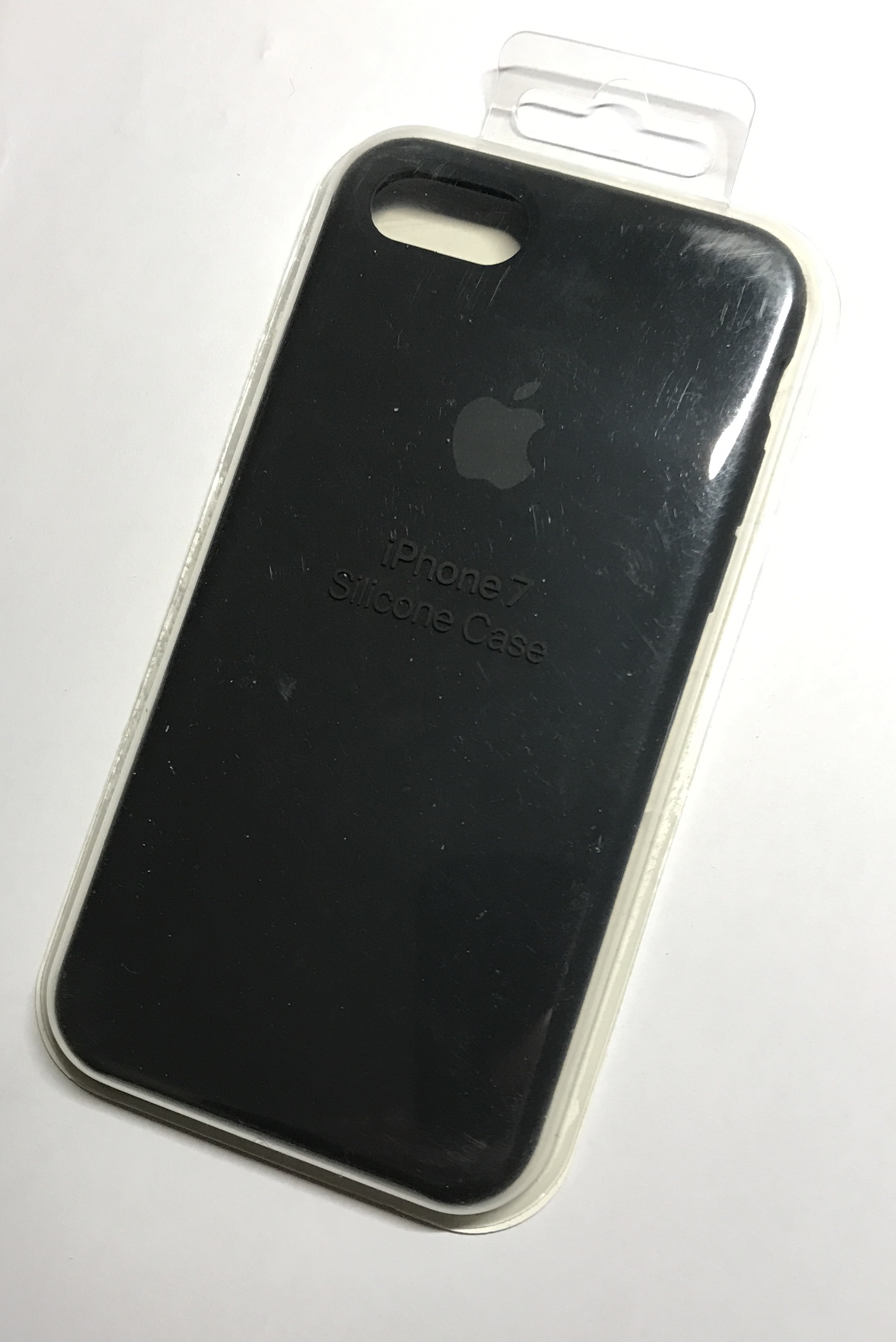 Genuine or fake silicon case for iPhone 7 - Apple Community