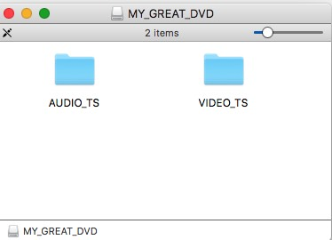 Burning Playable DVDs - Apple Community