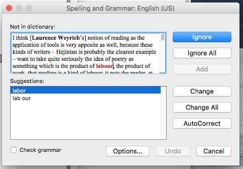 Sudden glitch with Word for Mac 2011 - Apple Community