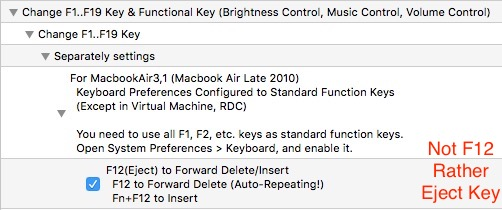 How to add insert key on a mac Keyboard - Apple Community