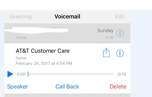 How do you turn off voicemail transcription on iphone 7