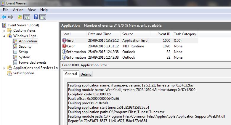 windows 10 - error 7 (windows error 193) - Apple Community