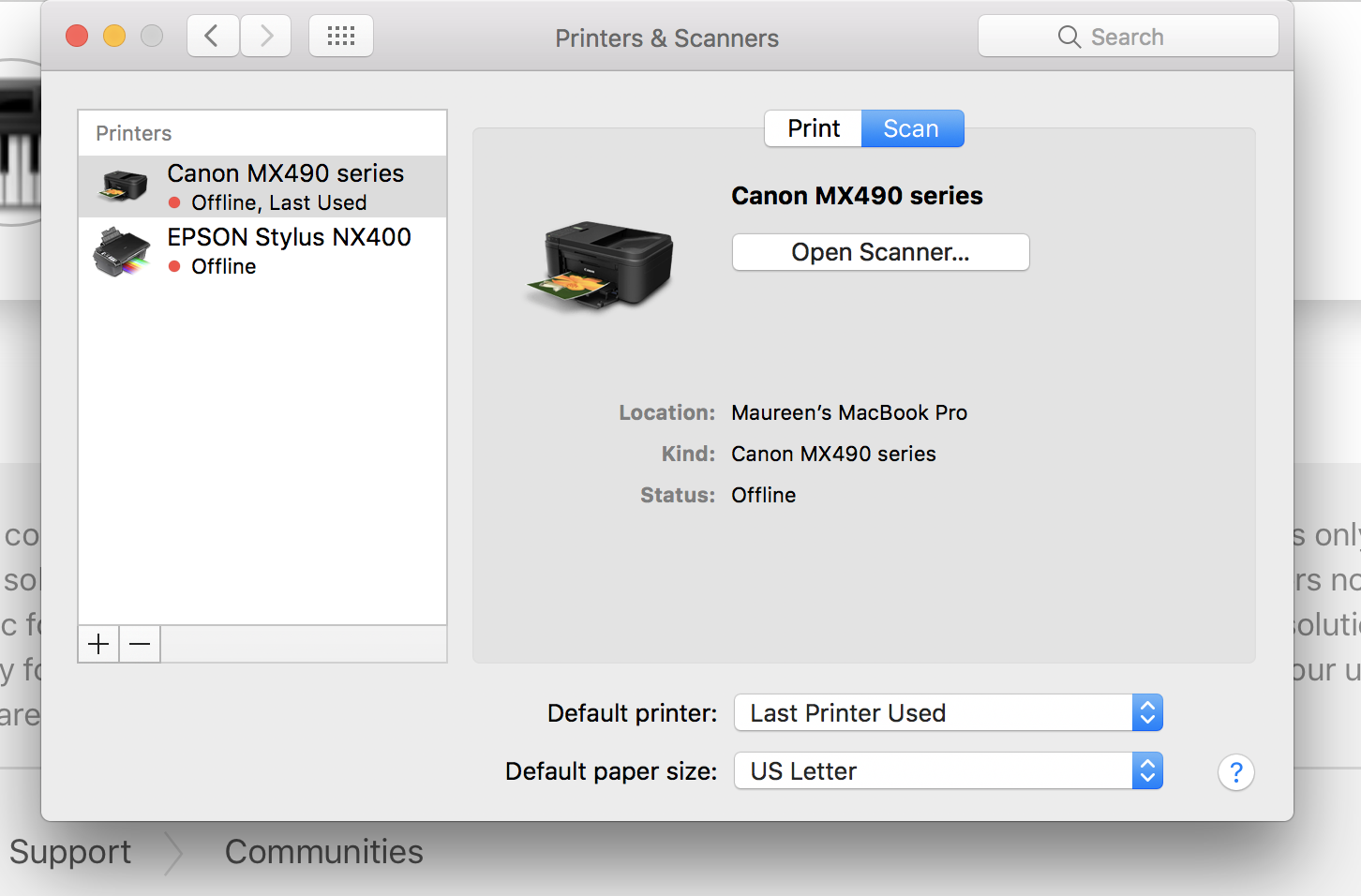 Canon Mf Scan Utility Mac - Collections Photos Canon