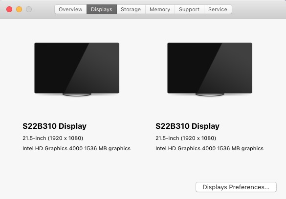 How to determine monitor compatibility wi… - Apple Community