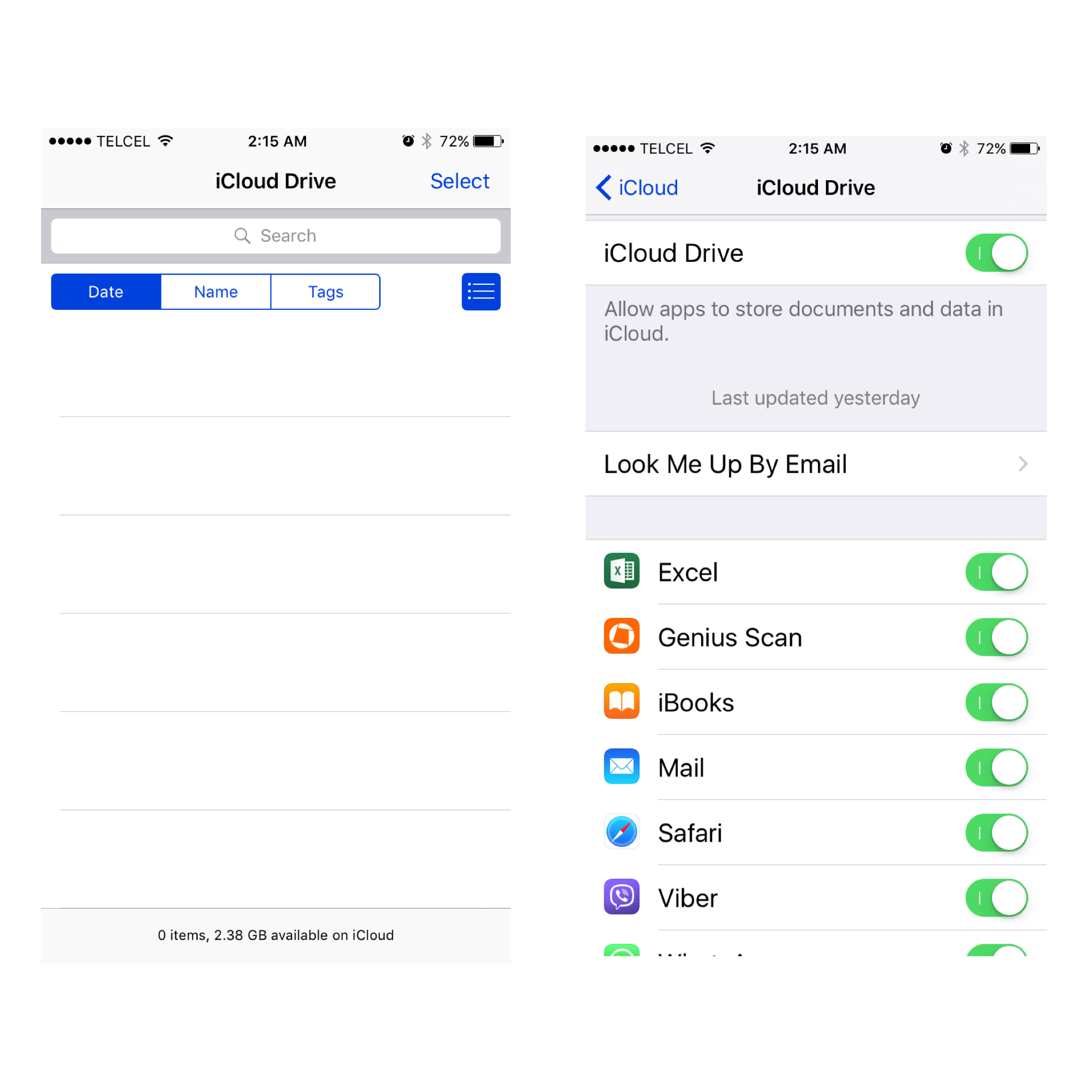 Moving PDF files from iBooks to iCloud Dr… - Apple Community