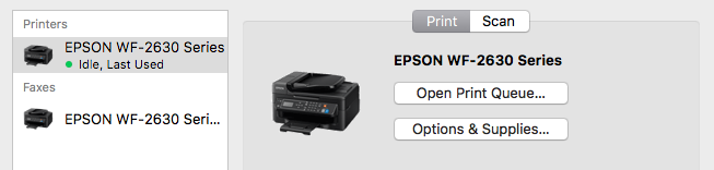 sierra will not support epson wf-2630 sca… - Apple Community