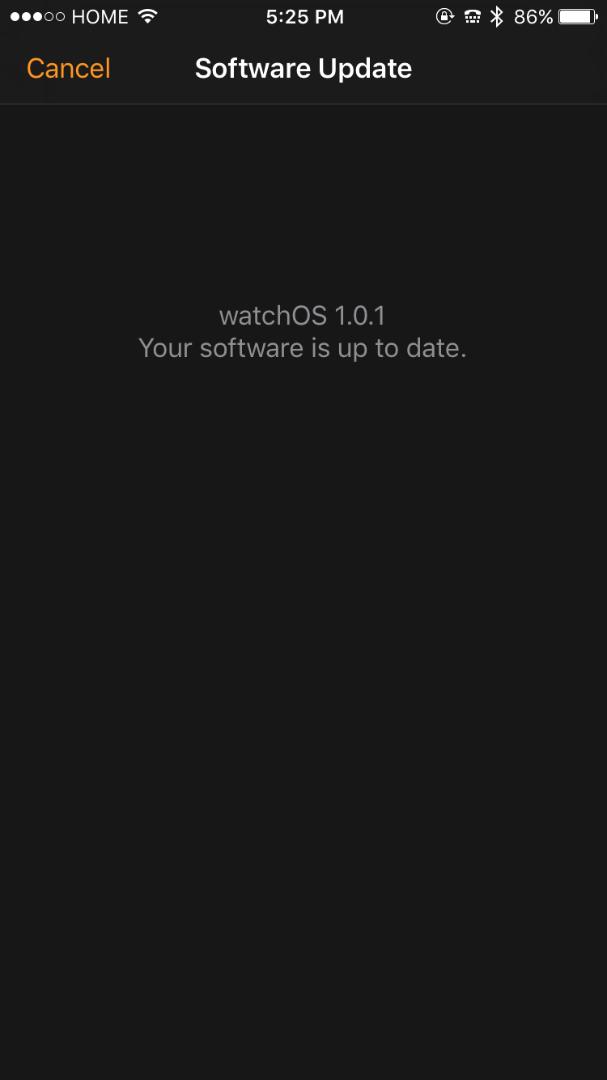 i keep getting stuck on the software upda… - Apple Community