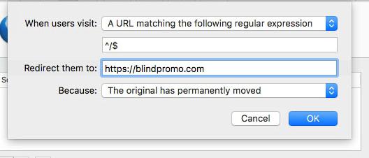 redirect http to https makes letsencrypt … - Apple Community