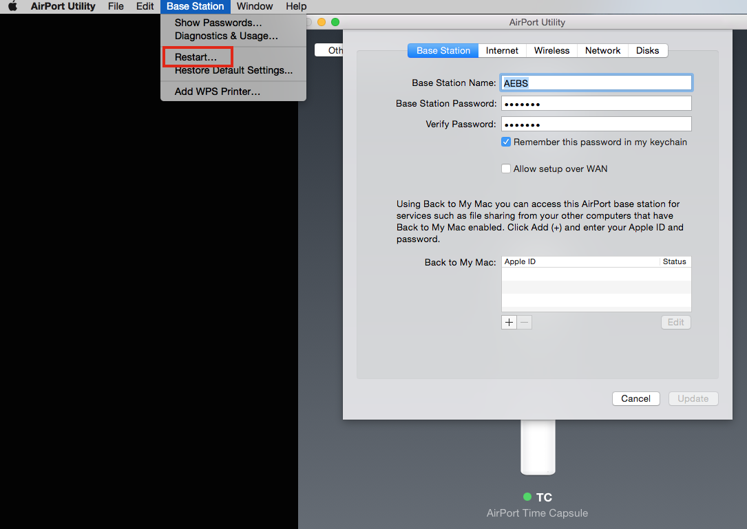 Remotely powercycle your Mac