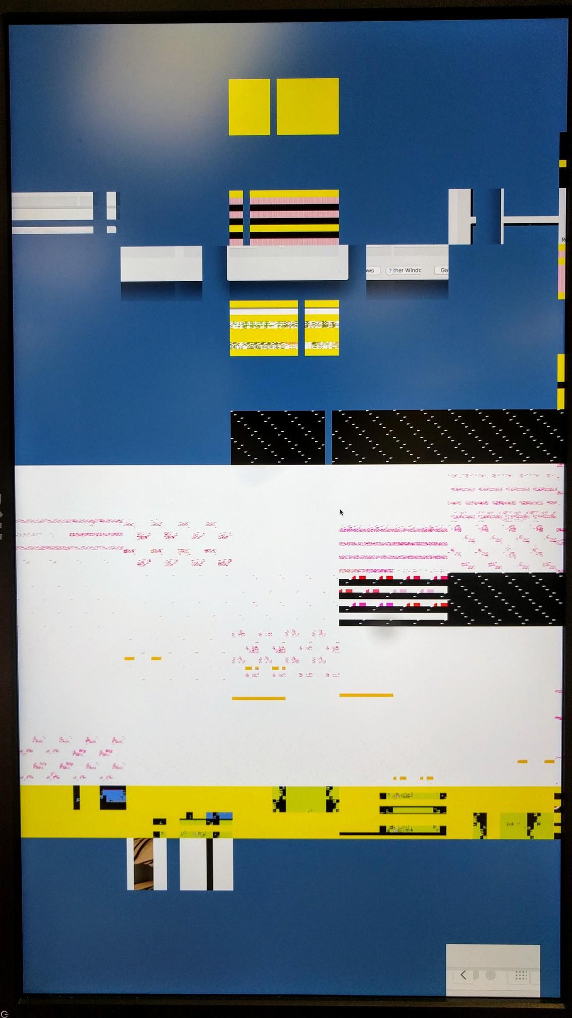 Displays randomly remain blank when wakin… - Apple Community