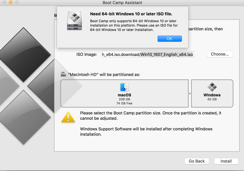 windows 10 iso file size 64 bit