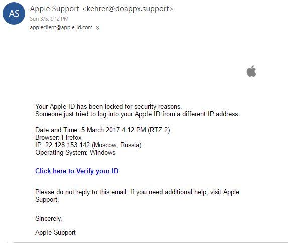 Apple Id Suspicious Activity Scam Apple Community