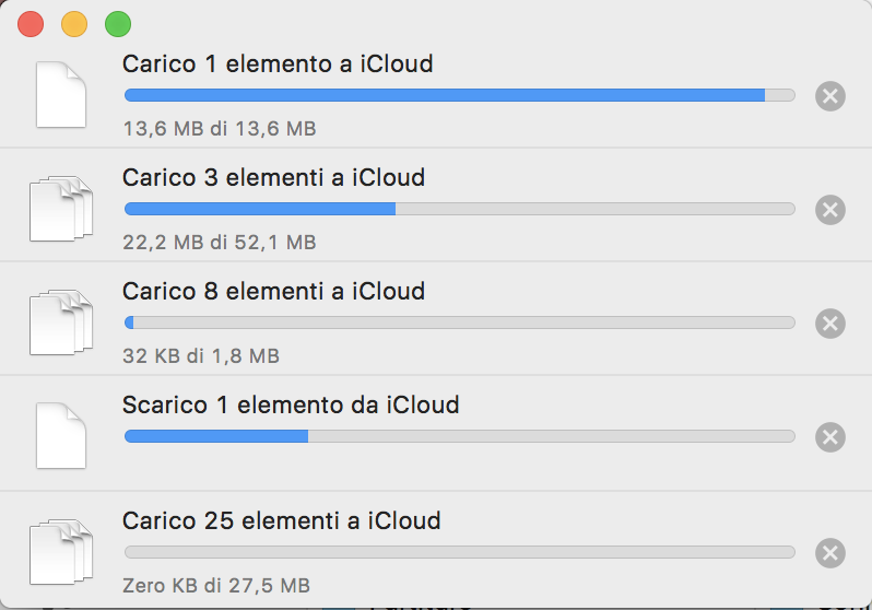 iCloud synchronisation apparently stuck - Apple Community