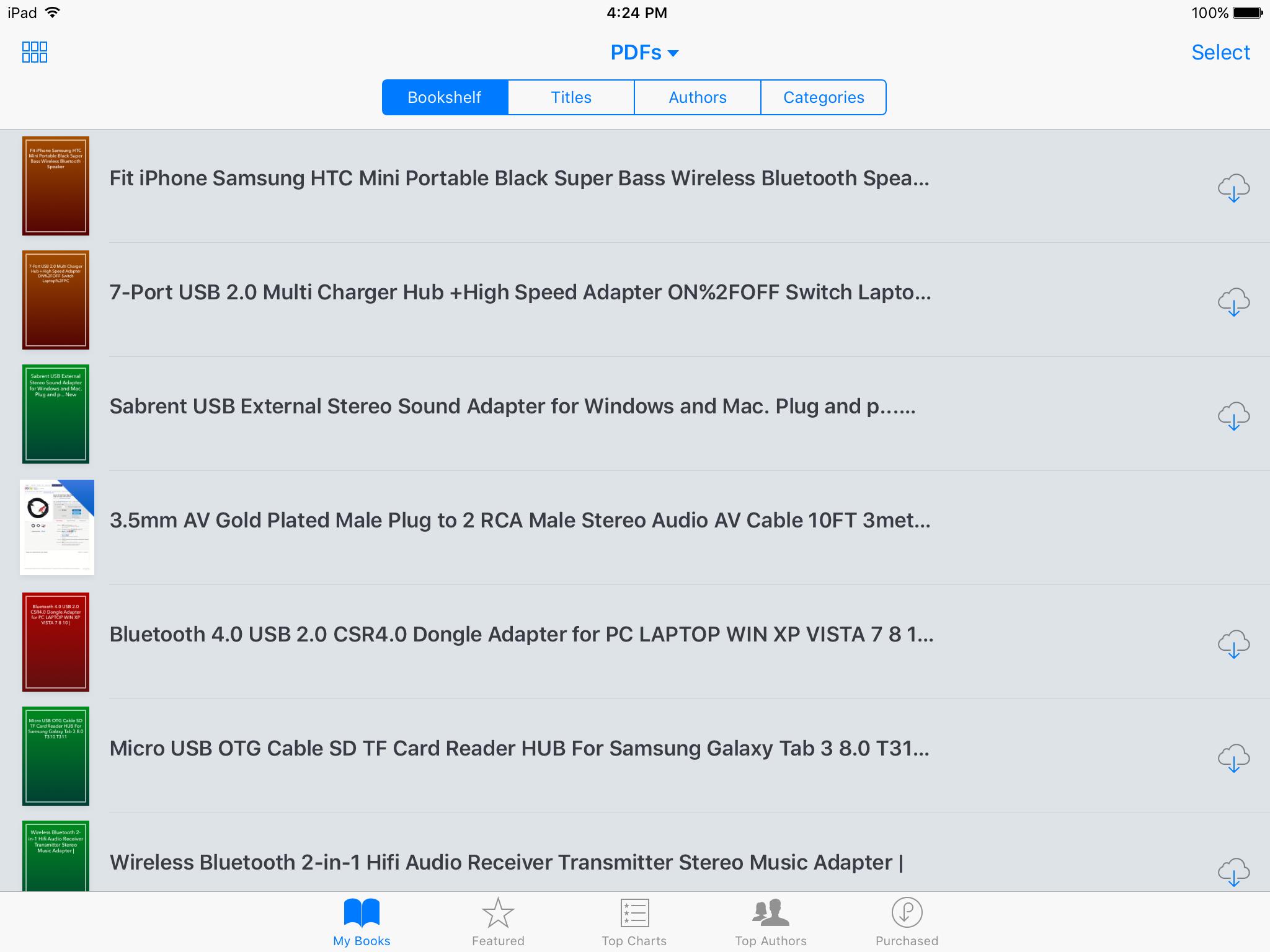iCloud/iBooks - Apple Community