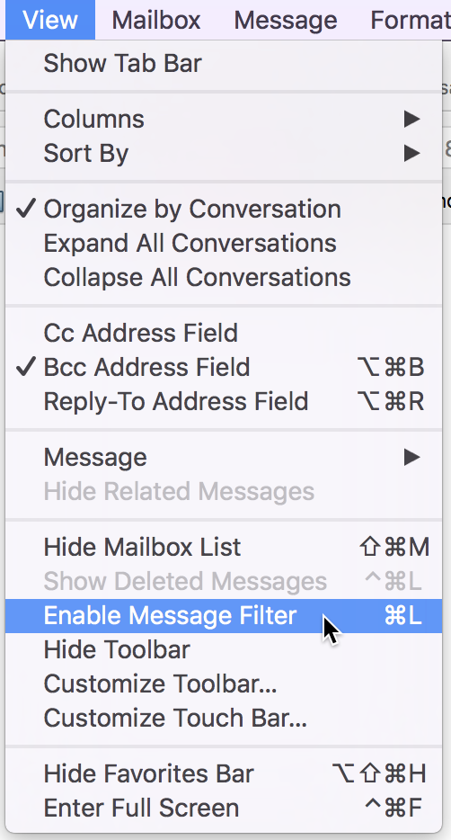 Mail messages disappearing - Apple Community