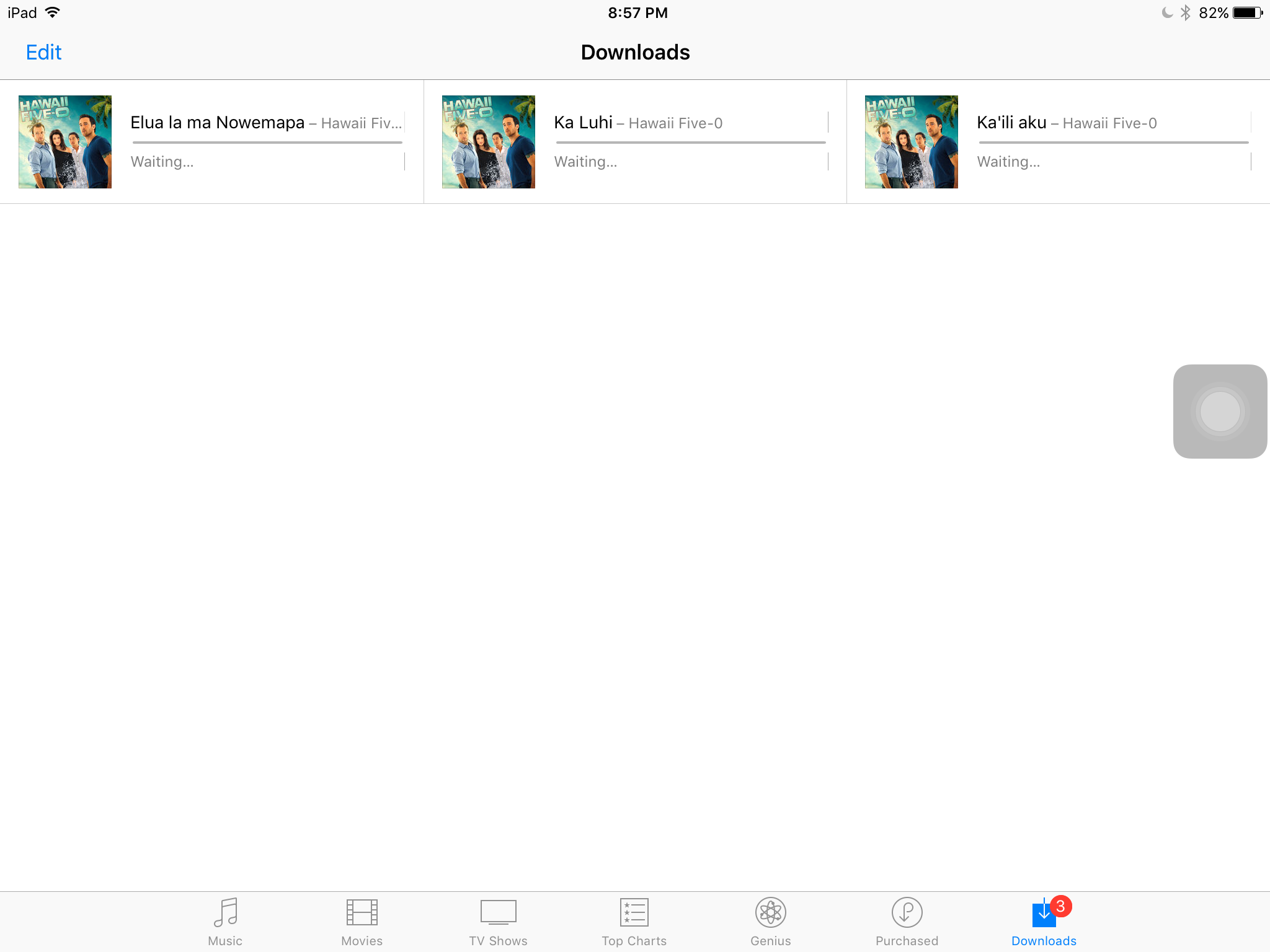 I can't download tv shows from Itunes - Apple Community