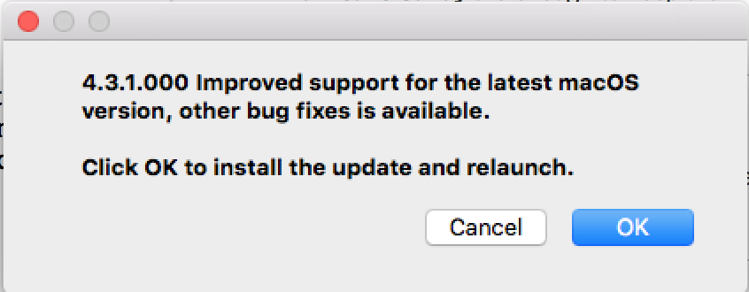 Has anyone else received the update notic… - Apple Community