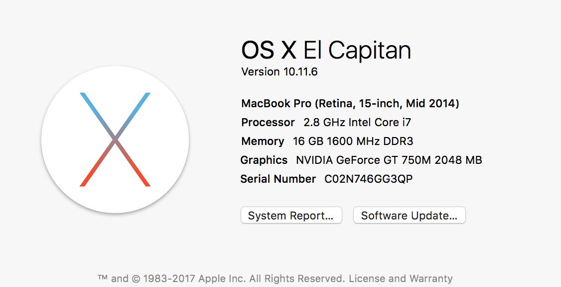 MacBookPro: How hot is too hot? - Apple Community