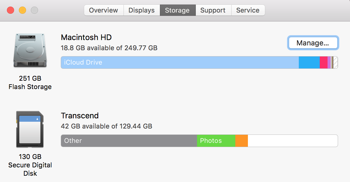 """Understanding What """"Your Startup Disk is Full"""" Means"""