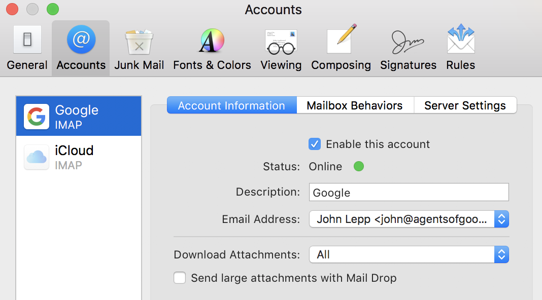 Mail, Moving messages stuck - Apple Community