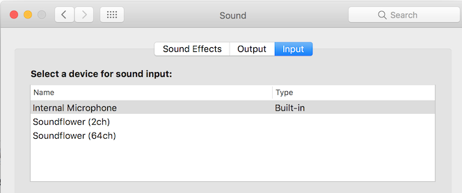 How to capture video sound with Quickti… - Apple Community