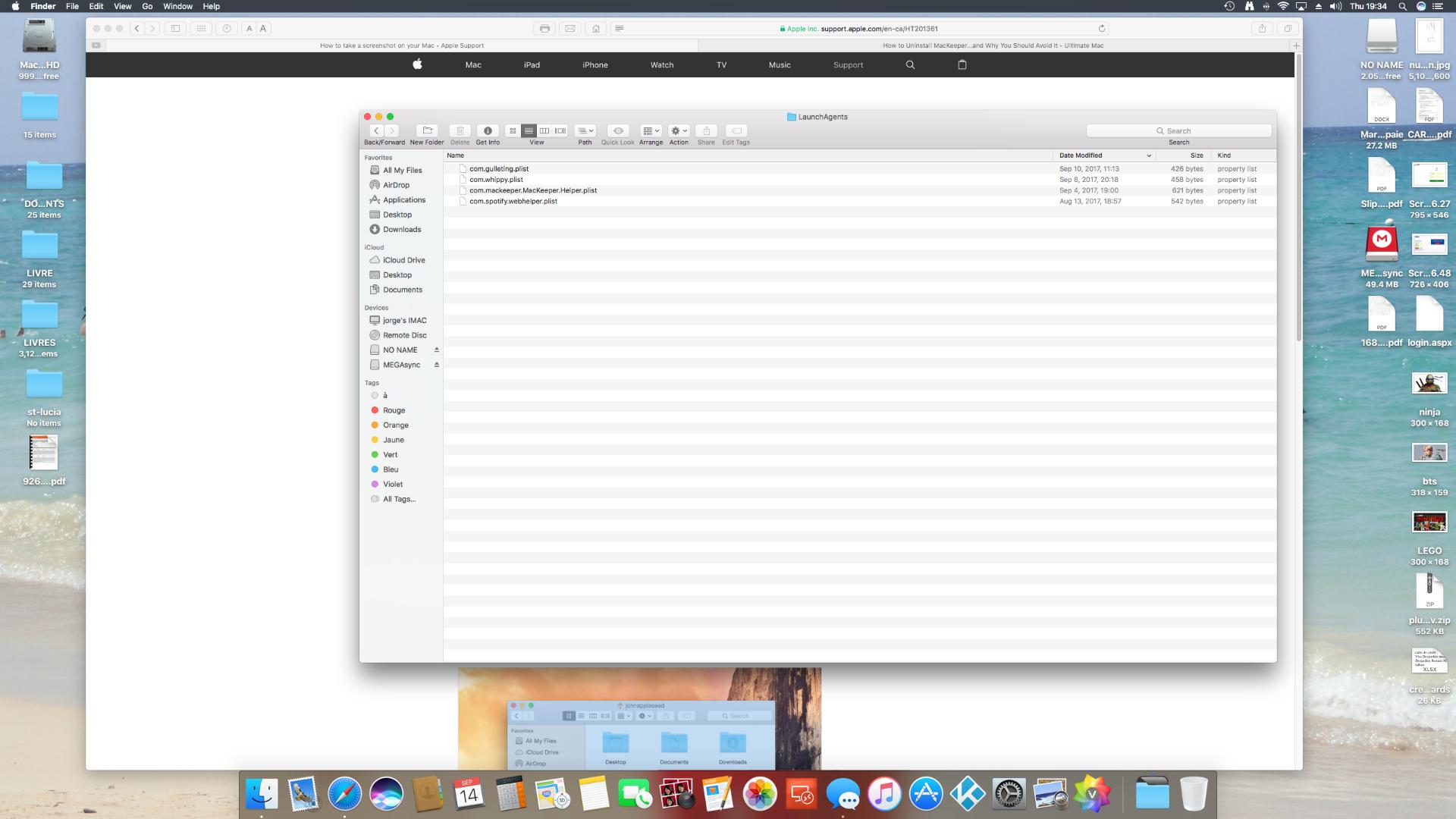 How to uninstall MacKeeper - Apple Community