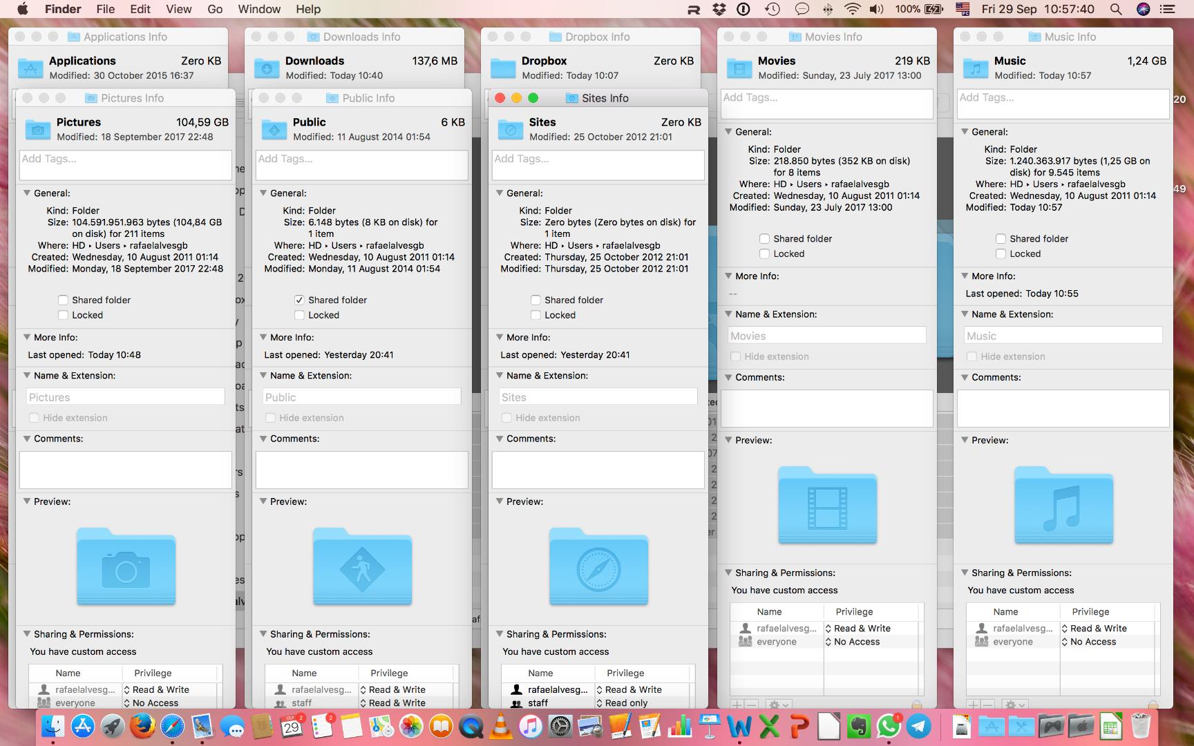 macOS High Sierra – Huge System Storage - Apple Community