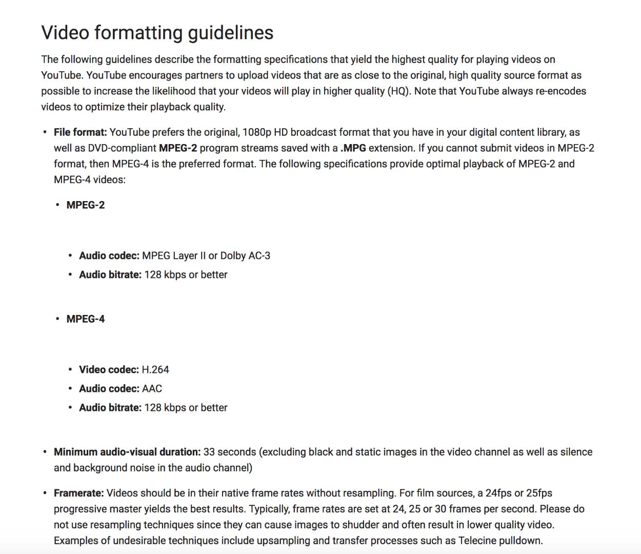 Sharing 10 1 7 to YouTube - Apple Community