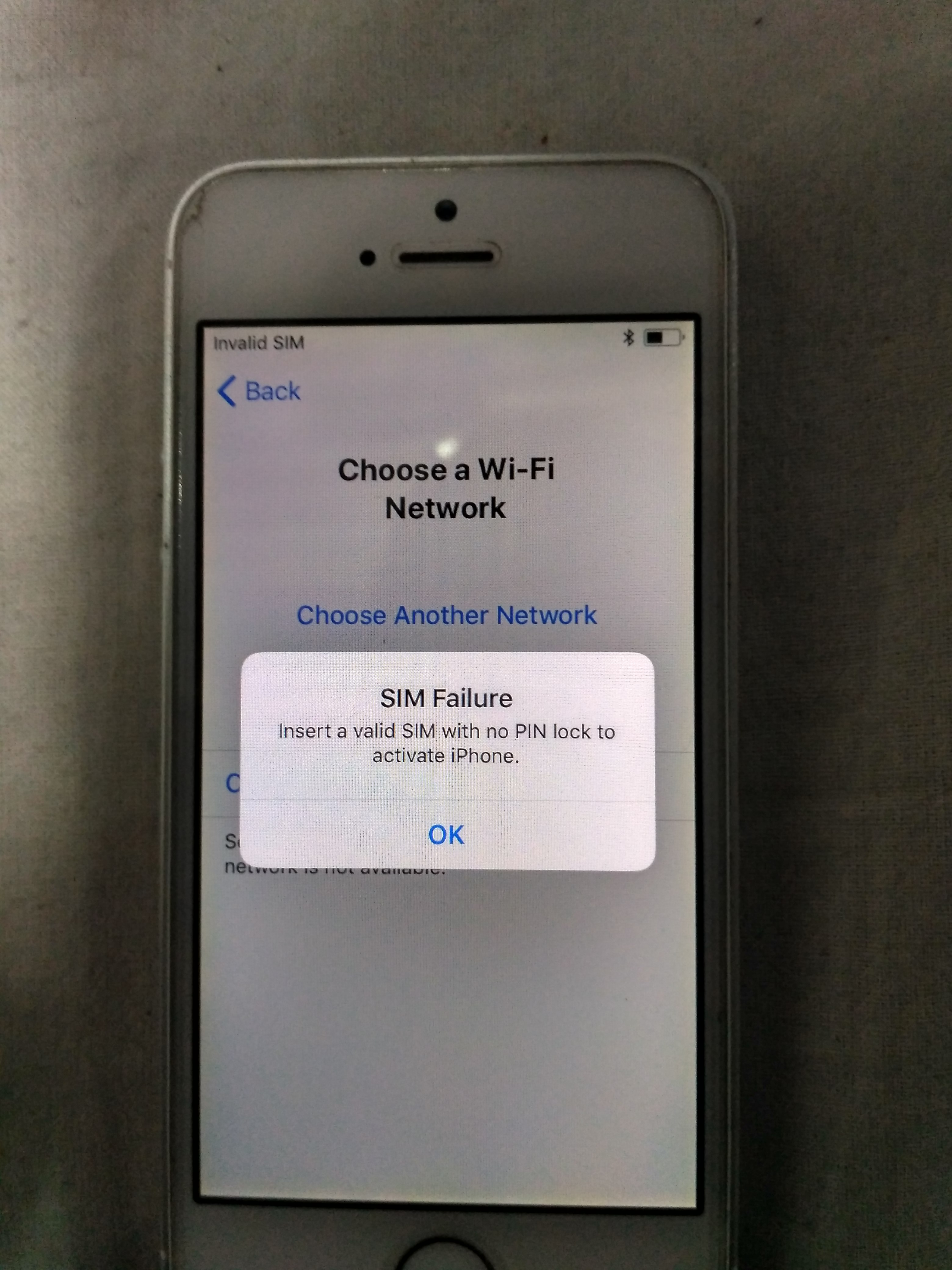 After update iphone 5s (A1530) to iOS 11 … - Apple Community