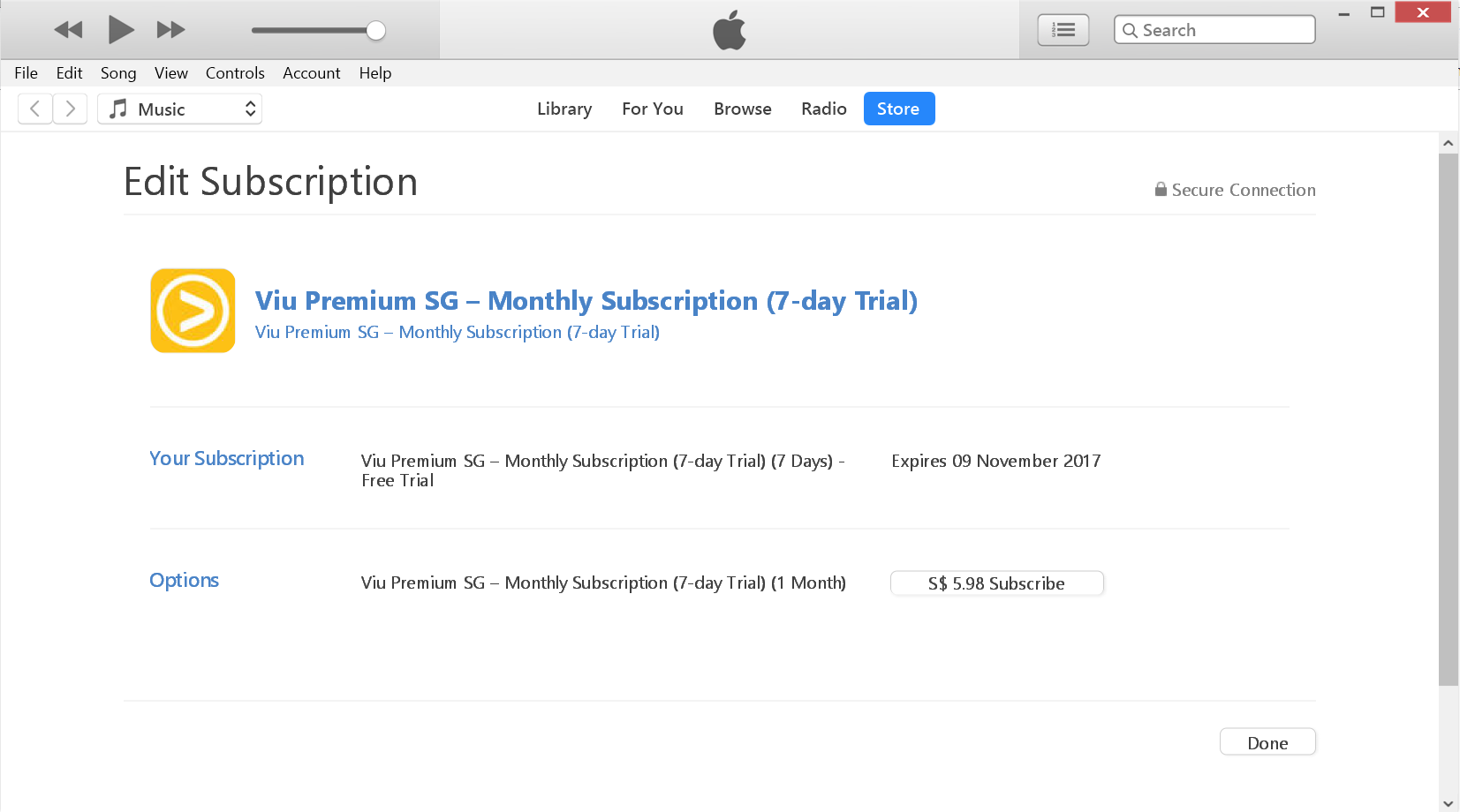 How Do I Cancel My Viu Premium Free Trial Apple Community