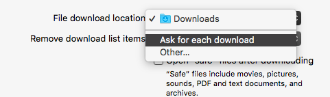 Safari automatically downloading strange … - Apple Community